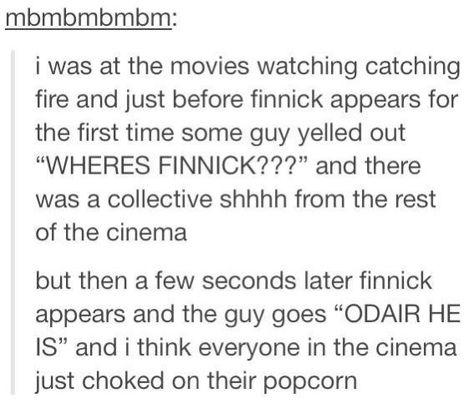 ODAIR HE IS!