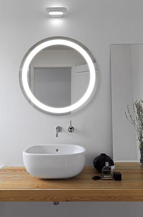 Badezimmerspiegel Cutright Zolderkamer