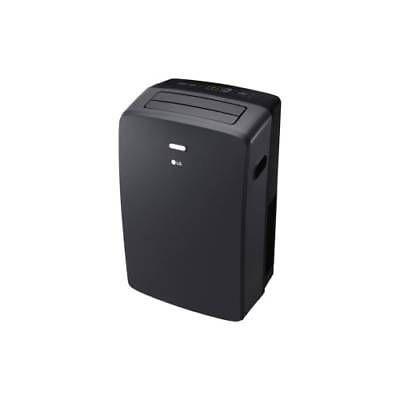 Lg Lp1217gsr 12000 Btu Portable Air Conditioner With Dehumidifier Portable Air Conditioner Ceiling Fan Design Window Installation