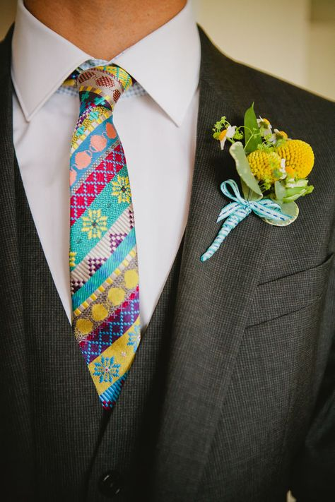 12 rules of groomswear that your h2b should know © James