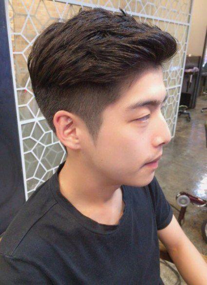 Hairstyles Korean Men Undercut 45 Ideas Short Hair Haircuts Asian Haircut Asian Hair