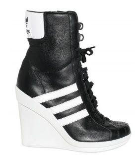 Adidas Wedge Heels   Sneaker heels