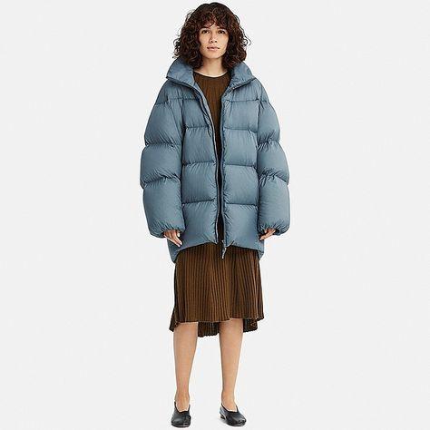 U Damen Jacke DaunenjackeJackenWeste Oversized Und ZiXOPkuT