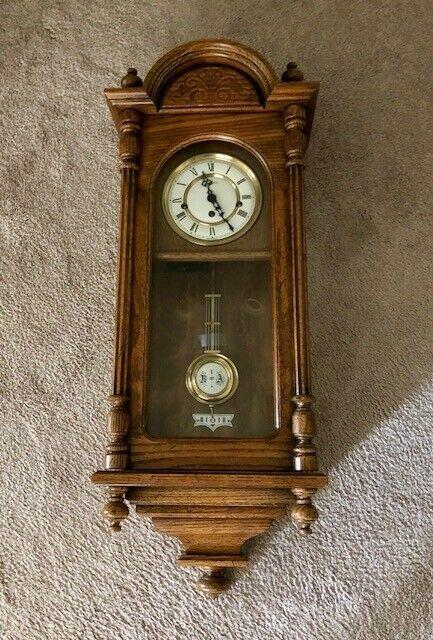 Howard Miller 620 262 Stevenson Wall Clock Wall Clock Clock Howard Miller Wall Clock