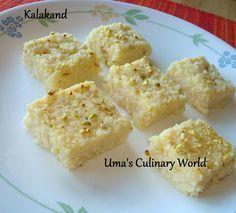Kalakand Recipe With Ricotta Cheese