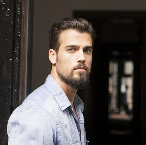 Thomas Beaudoin I can't believe its not butter more like I can't believe he's this hot!
