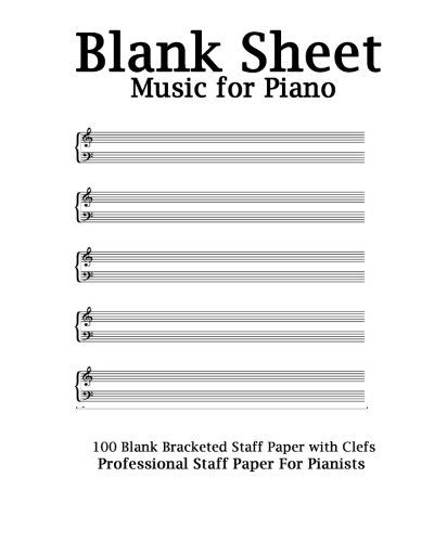 17 best blank music sheets images on Pinterest Music sheets - blank sheet of paper with lines