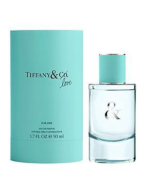 Tiffany Co Tiffany Love For Her Eau De Parfum 1 6 Oz Modesens Tiffany Co Eau De Parfum Fragrance