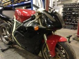 Ducati 999 Track Bike Racing Motorcycle Builds Pinterest