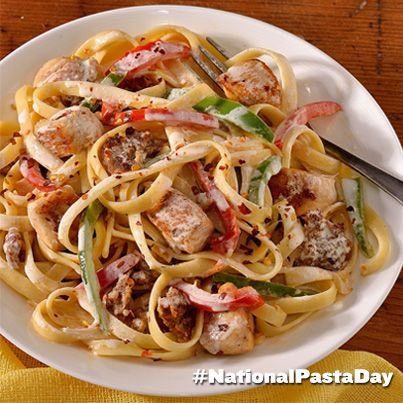 This calls for a fettuccine feast!