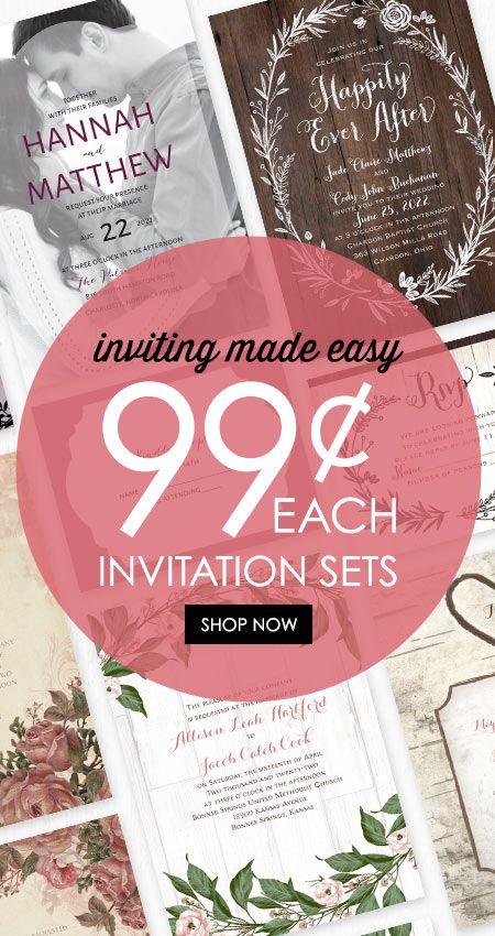 Cheap Wedding Invitations Ann S Bridal Bargains Cheap Wedding Invitations Discount Wedding Invitations Cheap Invitations