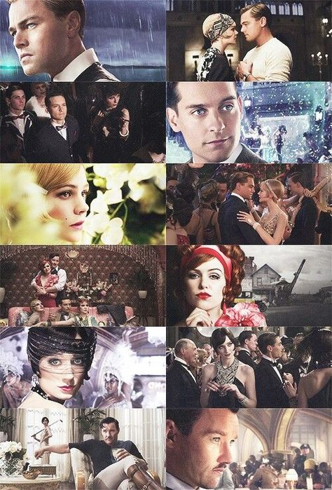 Great Gatsby movie images
