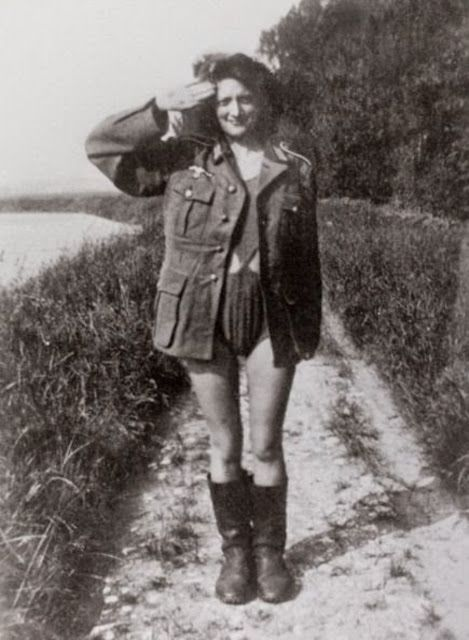 12 best wehrmacht humor images on pinterest germany world war and pictures of collaborator girls in world war ii some are shocking ones publicscrutiny Images