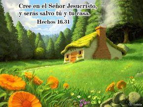 Paisajes Cristianos Con Mensajes Biblicos Mensajes