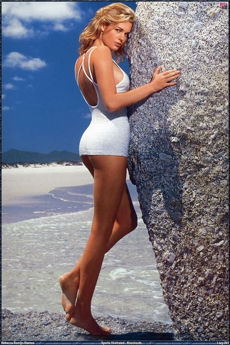Rebecca Romijn   Rebecca romijn, Swimsuit models, Rebecca