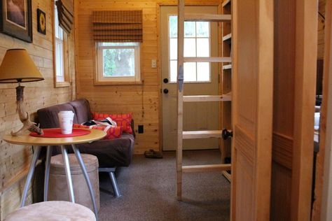 """Surviving"" with Mom in a Tiny House - Tiny House Blog"