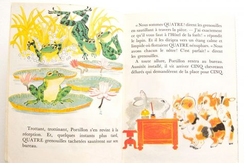 L'Hôtel de la Forêt. (1976) Illustrations by Benvenuti.