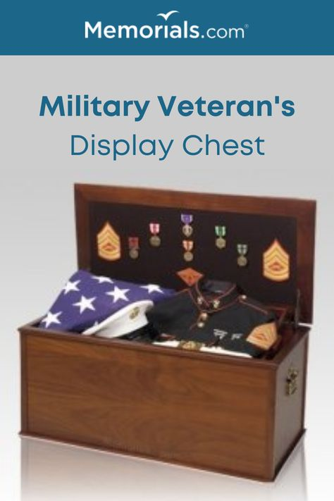 3*5 Wooden Flag Display Case Box Frame Military Service Veteran Flag Deep Cherry