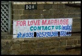 Love...arranged here!