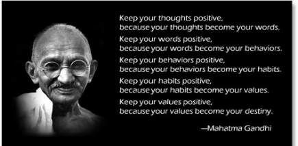 Quotes Positive Thinking Mahatma Gandhi 29 Ideas Positive Quotes Funny Life Lessons Sarcastic Quotes Funny