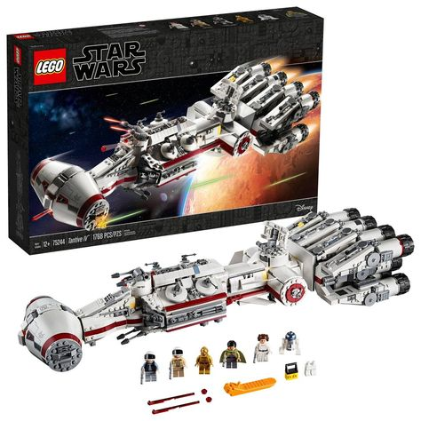 Lego Star Wars The Rise Of Skywalker Resistance Y Wing
