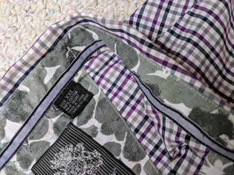 59e65dc7 English Laundry Christopher Wicks Plaid Long Sleeve Shirt Mens XXL Blaque  Label #EnglishLaundry #ButtonFront