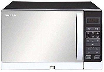 Sharp R 35ac S 25 Liter 900 Watts Microwave Oven 220 Volts Not