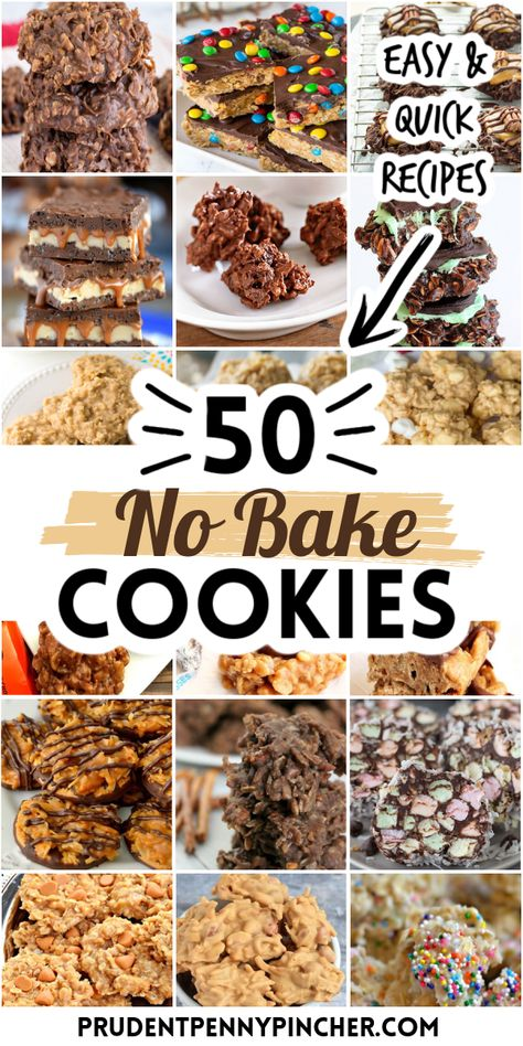 Best No Bake Cookies, Crazy Cookies, Yummy Cookies, Bake Sale Recipes, Easy Cookie Recipes, Dessert Recipes, Fun Recipes, Recipies, Delicious Chocolate