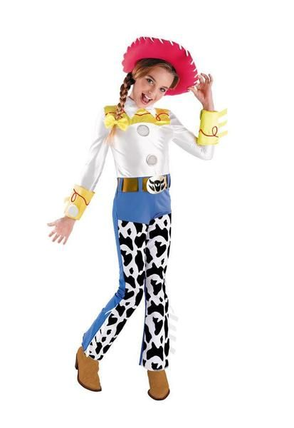 Disfraz Niñas Jessie La Vaquerita Toy Story -   950.00 en MercadoLibre  379b94c447c