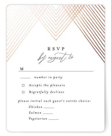Diamond Criss Cross Foil Pressed Rsvp Cardsp Cards Geometric Art Prints Cards Pattern Drawing