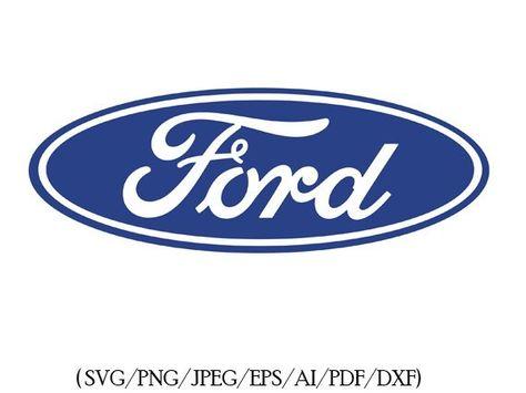Ford Logo Svg Ford Logo Vector Ford Svg Ai Svg Eps Png Jpg
