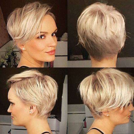 100 Mind Blowing Short Hairstyles For Fine Hair Hair Styles Hairstyles For Thin Hair Fine Hair