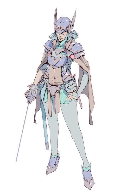 Fantasy Character Markus Lenz Fantasy Characters Character Design Inspiration Fantasy Character Design