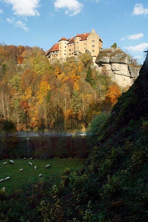 Burg Rabenstein, Herbst