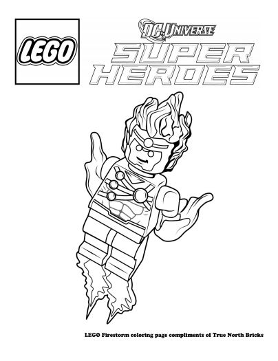 Coloring Page Firestorm True North Bricks Coloring Pages Color Mad Dog