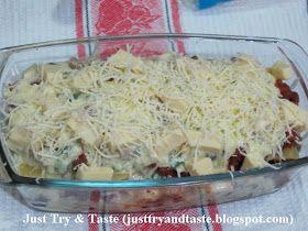 Resep Lasagna Lasagna Memasak Makanan