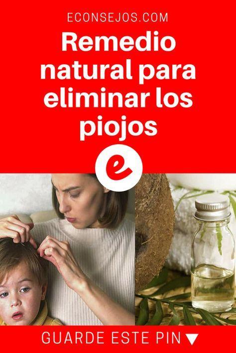 como eliminar piojos y liendres sin dañar el cabello
