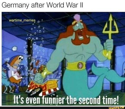 15 Spongebob Memes Ww2 Nina Memes