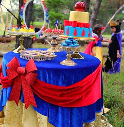 Snow White Party Theme White Party Theme Snow White Party
