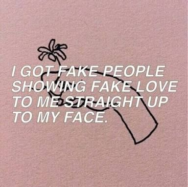 Fake People Showing Fake Love Drake Drake Quotes Lyric Quotes