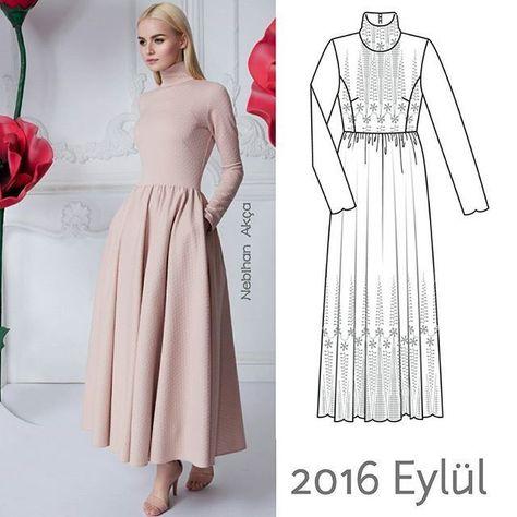 Fashion sewing hijab diy combinative hijab fashion clothing sewing accessories