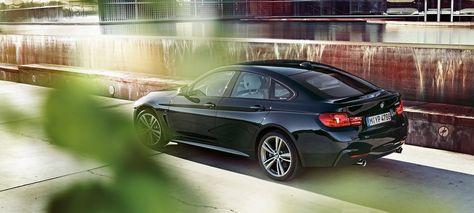 BMW 4 Serisi Gran Coupé: Bir bakışta
