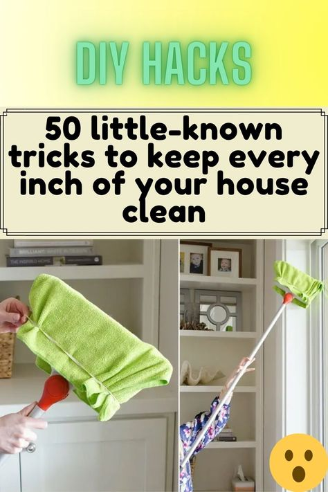 Diy Home Cleaning, House Cleaning Tips, Cleaning Hacks, Life Hacks Home, Simple Life Hacks, Diy Crafts Hacks, Diy Projects, Cleaning Baseboards, Diy Funny