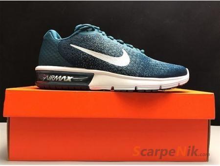 scarpe nike uomo air max blu