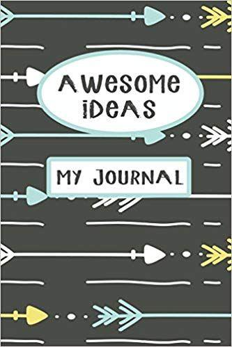 Awesome Ideas My Journal Scandinavian Style Arrows Diary Blank Lined Journal Marti Mackenzie 9781722667498 Am Cool Gifts For Kids My Journal Gifts For Kids