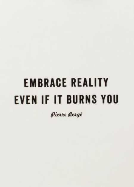 Reality Quotes Delectable Pingem On Reality Check  Pinterest