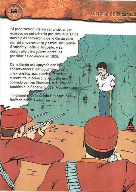 Historia De Nicaragua Para Ninos Y Ninas Nicaragua Historia Ninos
