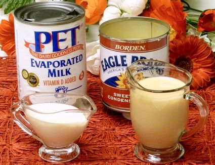 Sour Cream Substitutions And Equivalents With Dairy Free Options Evaporated Milk Recipes Condensed Milk Recipes Sweetened Condensed Milk Recipes
