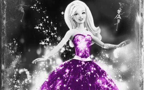 Barbie Movies Wallpaper: Barbie In a Fashion Fairytale