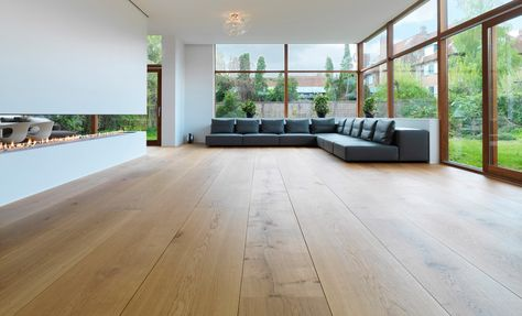 Solid Wood Flooring Can Enhance The Look And Worth Of Your